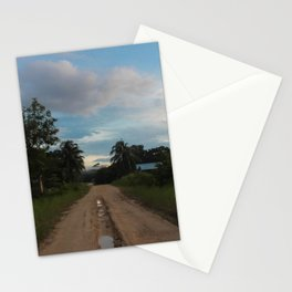 Beauty of a Mud Road Stationery Cards
