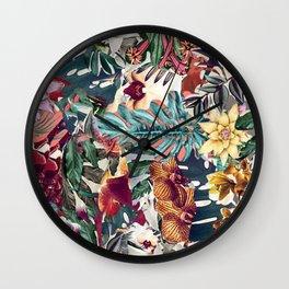 mea kanu Wall Clock