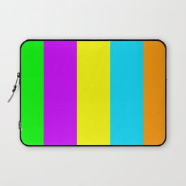 Neon Mix #3 Laptop Sleeve