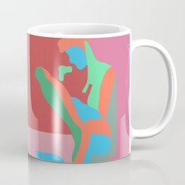 three nudes Coffee Mug