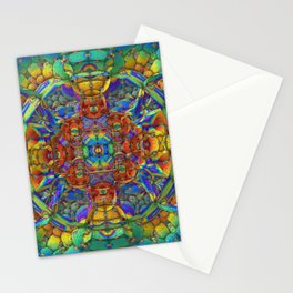 Mandala for the Common Man Stationery Cards