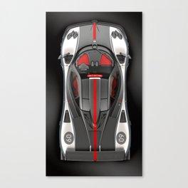 Super Car 09 Canvas Print