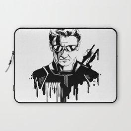 Avengers in Ink: Hawkeye Laptop Sleeve
