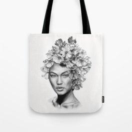 Gigi's flowers Tote Bag