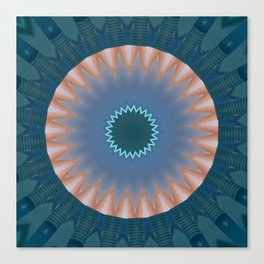 Some Other Mandala 143 Canvas Print