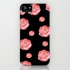 Tea roses Slim Case iPhone (5, 5s)