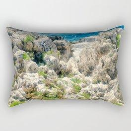 Rocky Start Rectangular Pillow