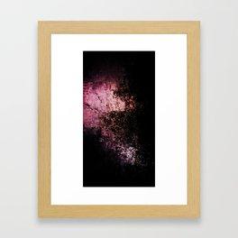 Ombrydation Framed Art Print