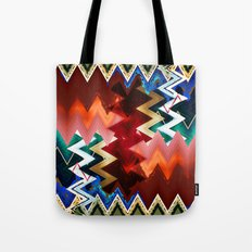 abstract zees 1 Tote Bag
