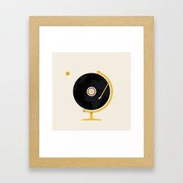 A New World Record Framed Art Print
