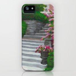 Jeffrey Mansion iPhone Case