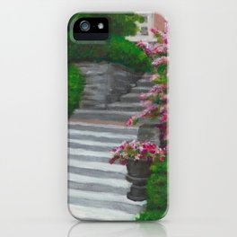 Jeffrey Mansion iPhone Case