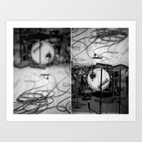 drums Art Prints featuring drums by Shayna Batya