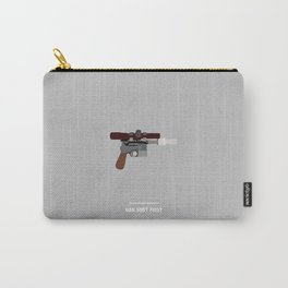 HAN SHOT FIRST (Star Wars) Carry-All Pouch