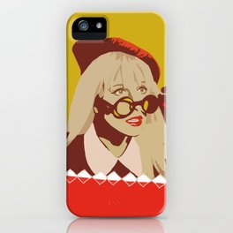 I Told You So Hayley Williams Pop Art iPhone Case