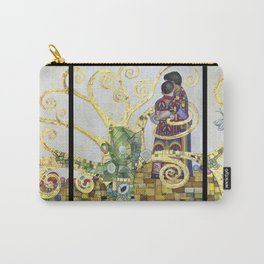 Embracing Love Carry-All Pouch