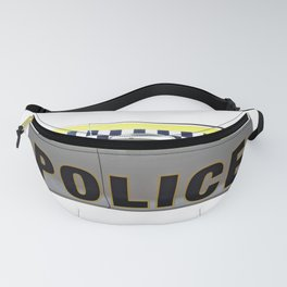 Police sign Fanny Pack