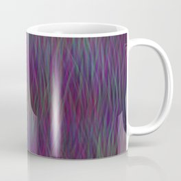 Multi- coloured Grass Design Coffee Mug