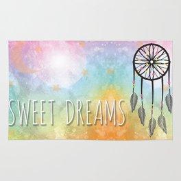 Sweet Dreams Dreamcatcher Rug