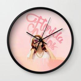 florida kilos Wall Clock