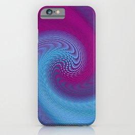 Turbulence..... iPhone Case