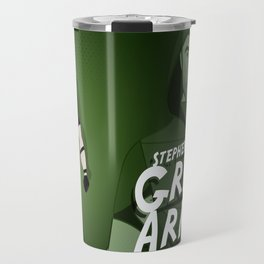 Heroes Unmasked Series: Green Arrow Travel Mug
