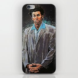 Cosmo Kramer iPhone Skin