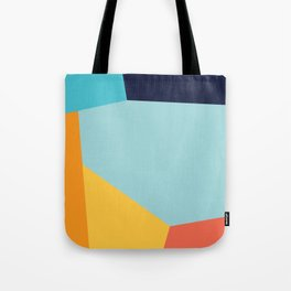 Colorful pattern XIX Tote Bag