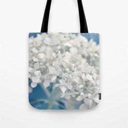 Beautiful White Hydrangea 276 Tote Bag