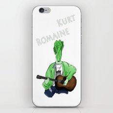 Kurt Romaine iPhone & iPod Skin