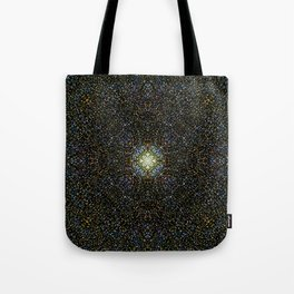 Spaced In Tote Bag