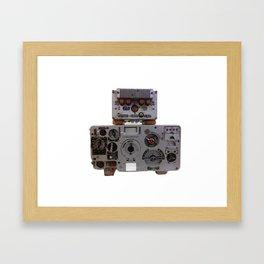 BP-26 Framed Art Print