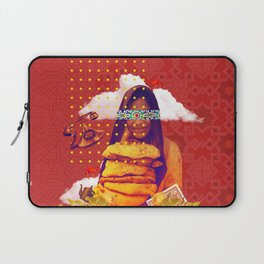 The bread girl Laptop Sleeve