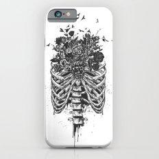 New life (b&w) iPhone 6s Slim Case