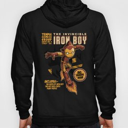 THE INVINCIBLE IRON BOY Hoody
