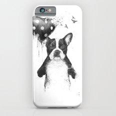 My heart goes boom Slim Case iPhone 6