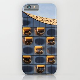 Elbphilharmonie Sunset iPhone Case