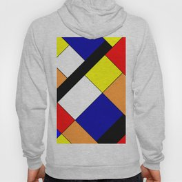 Mondrian #18 Hoody
