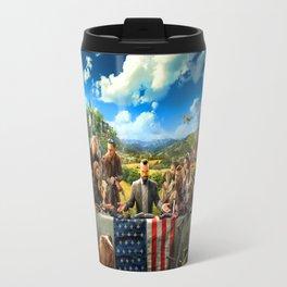 Americans Travel Mug