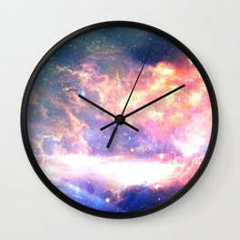 Deep soul Wall Clock