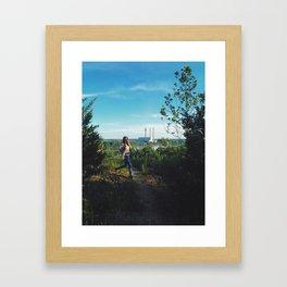 Klondike Framed Art Print