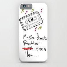 Cassette iPhone 6s Slim Case