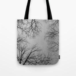 Dead Trees Tote Bag