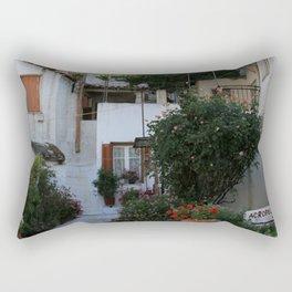 Athens X Rectangular Pillow