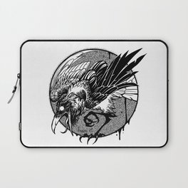Noisy raven Laptop Sleeve