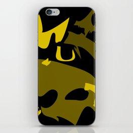Camouflage iPhone Skin