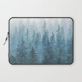 My Misty Secret Forest Laptop Sleeve