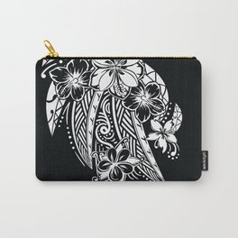 Maui Polynesian Tribal Threads Carry-All Pouch