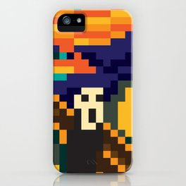 pixescream iPhone Case