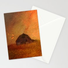 Amber Waves of Grain Stationery Cards